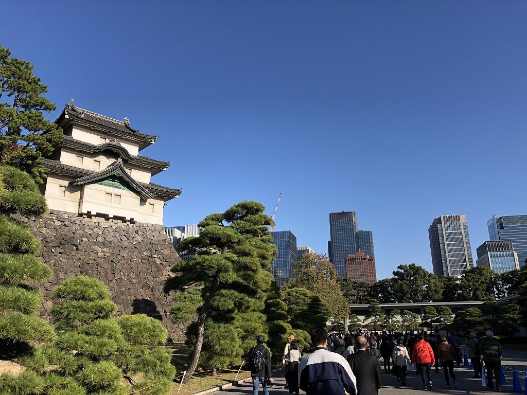 江戸城の富士見櫓1