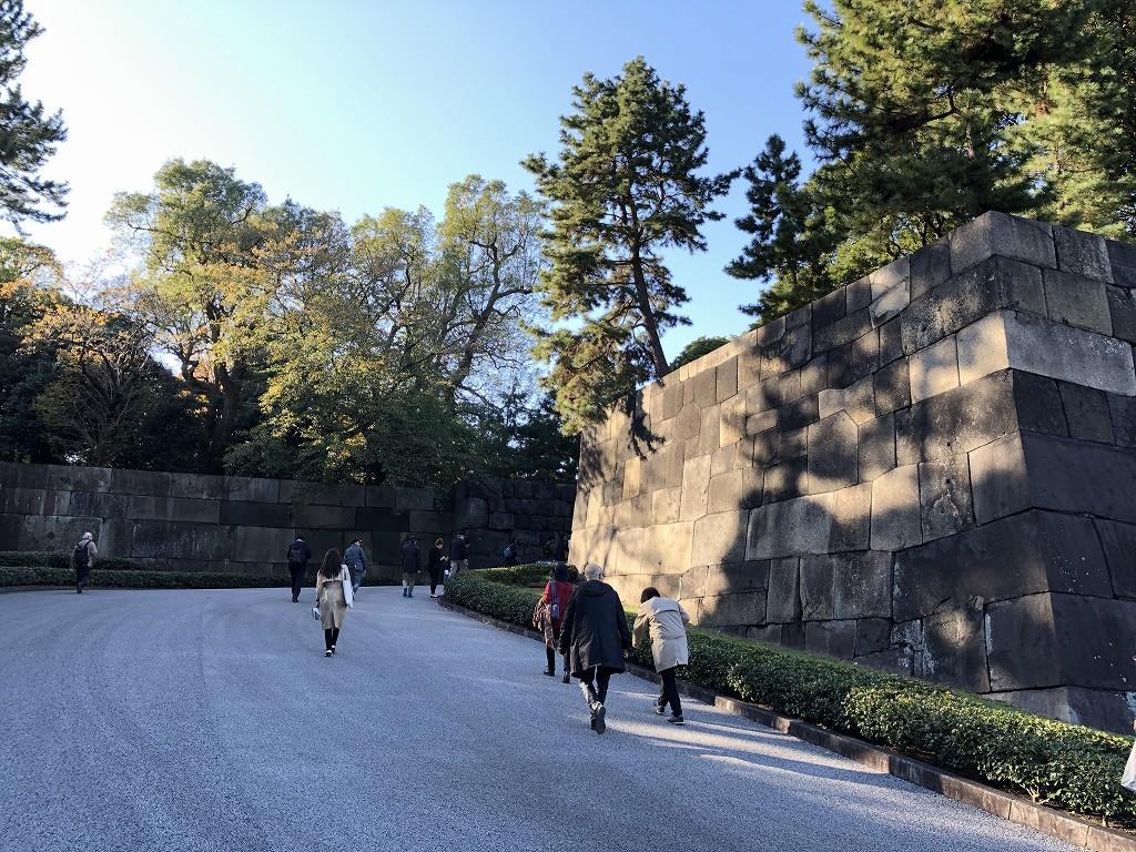江戸城の中雀門1