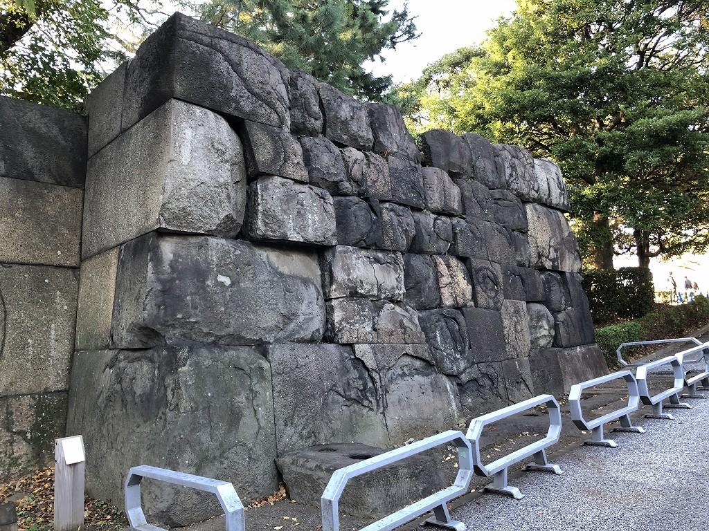 江戸城の中雀門3