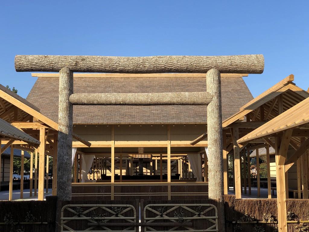 大嘗宮の南神門2