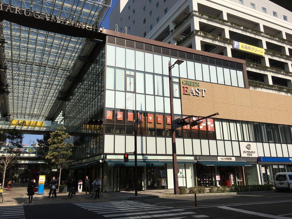 ダイワロイネットホテル高松外観