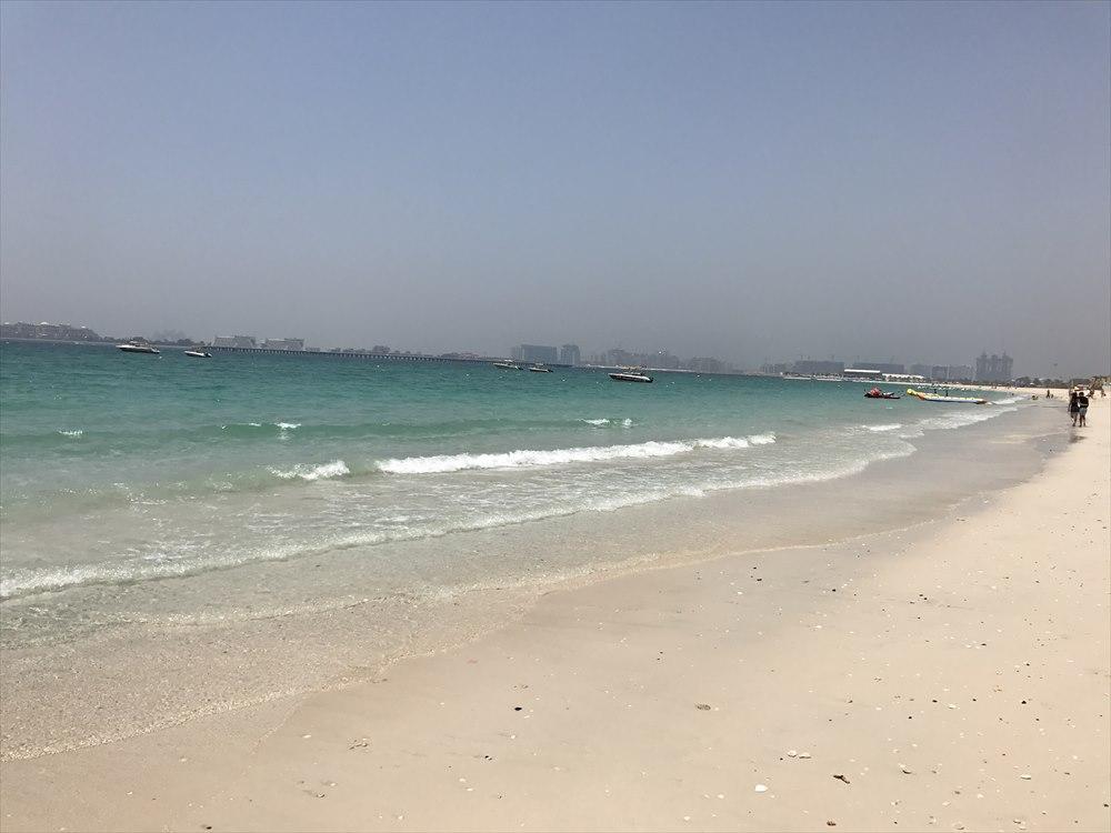 ドバイのJBRビーチ2