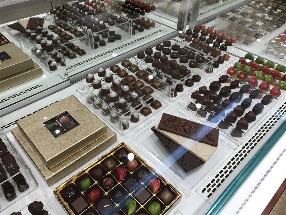 アトランティス・ザ・パームのBateelのチョコレート