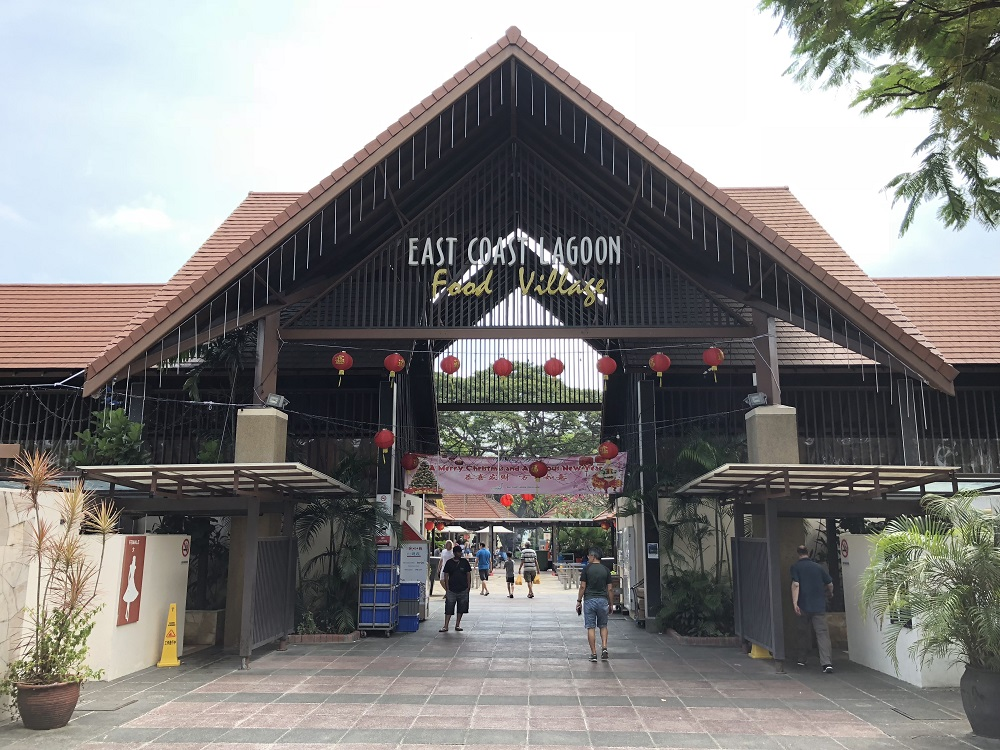 シンガポールのEast Coast Lagoon Food Village