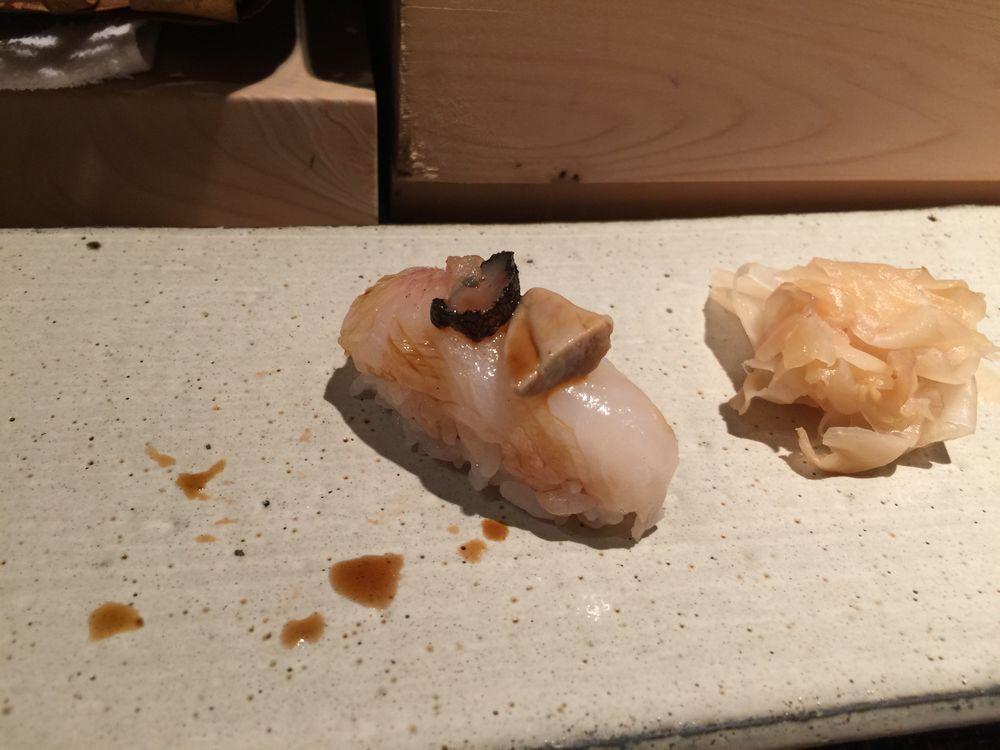 江戸前一朗の寿司