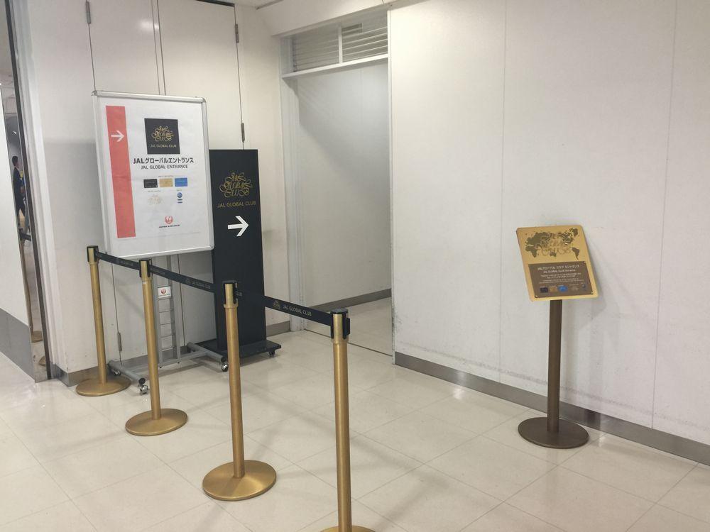 福岡空港JALグローバルエントランス画像