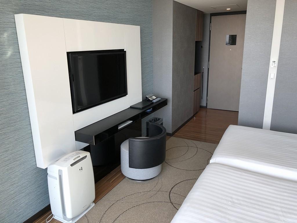 二子玉川エクセルホテル東急のスーペリア リバービュールーム4