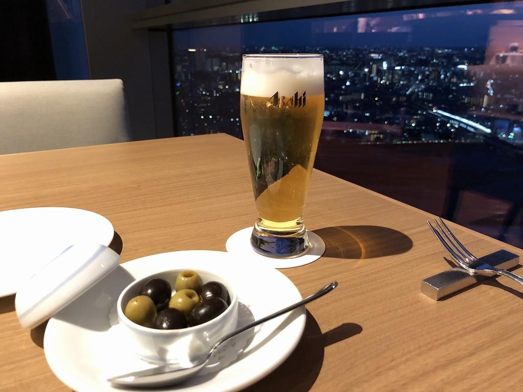 二子玉川エクセルホテル東急のバーで飲み放題1