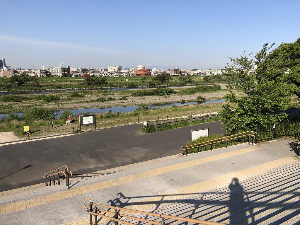 二子玉川公園を散歩1