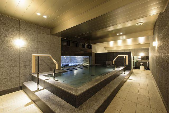 二子玉川エクセルホテル東急の大浴場