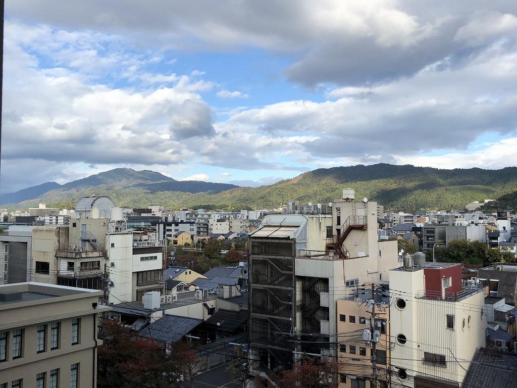 THE GATE HOTEL 京都高瀬川 by HULICのクラッシーからの眺め2