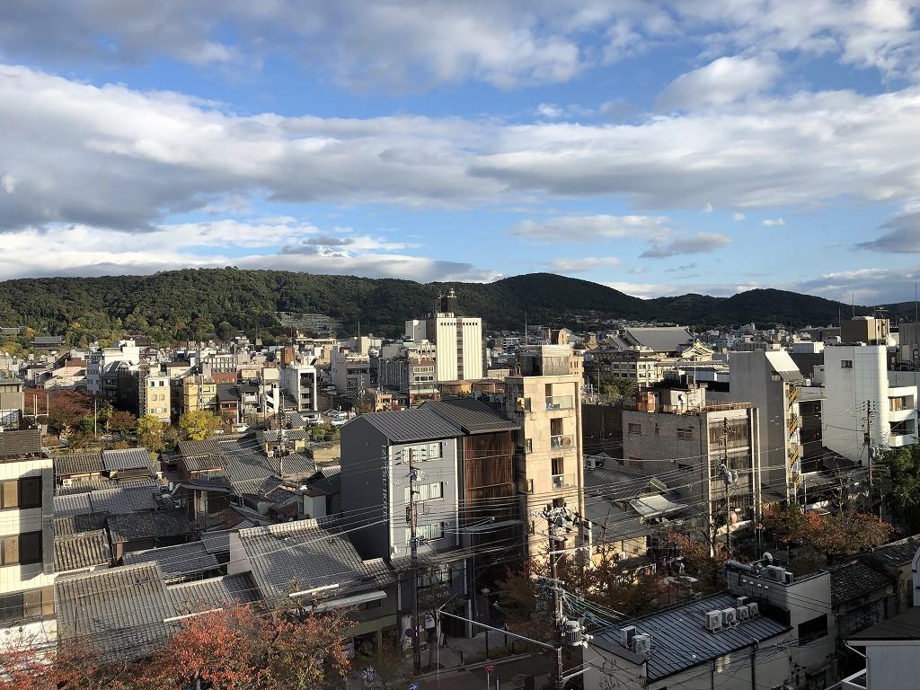 THE GATE HOTEL 京都高瀬川 by HULICのクラッシーからの眺め3