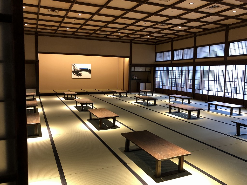 THE GATE HOTEL 京都高瀬川 by HULICの自彊室1