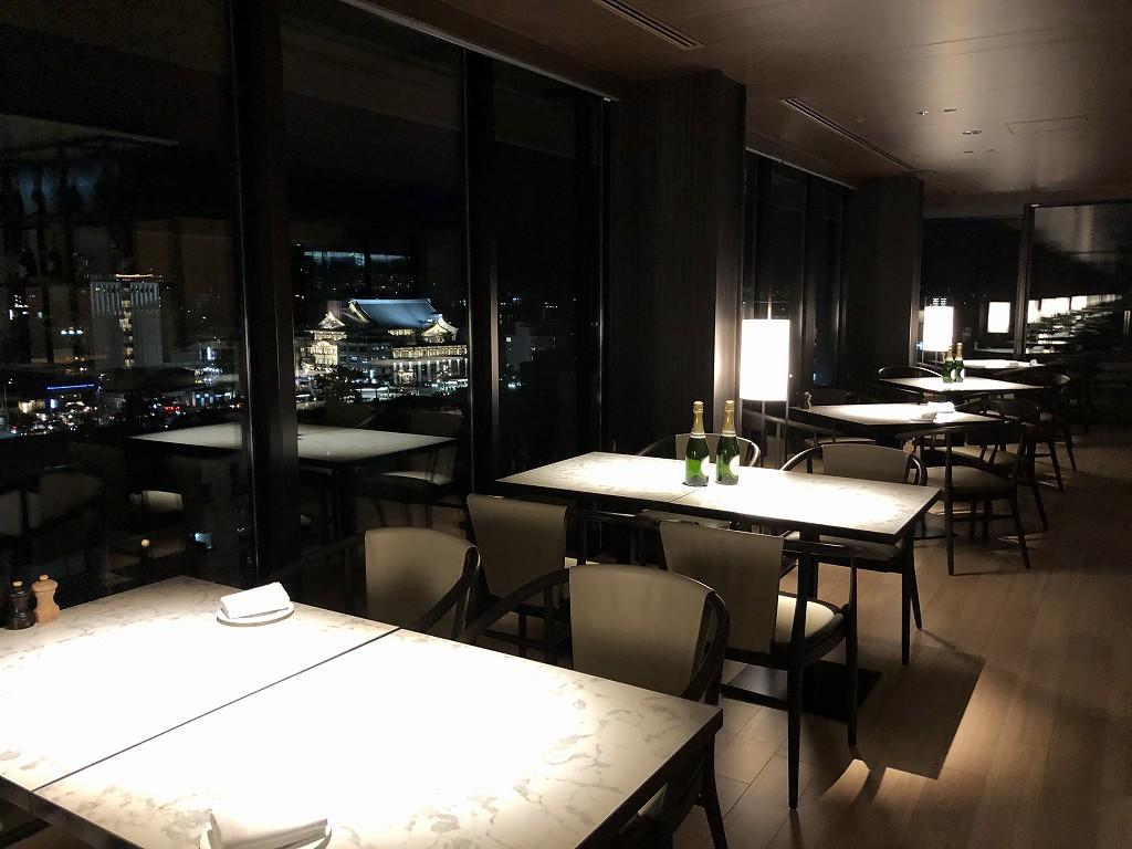 THE GATE HOTEL 京都高瀬川 by HULICの「ANCHOR KYOTO」からの眺め2