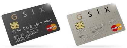 GINZA SIX カードのセット
