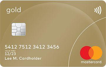 ゴールドMastercard