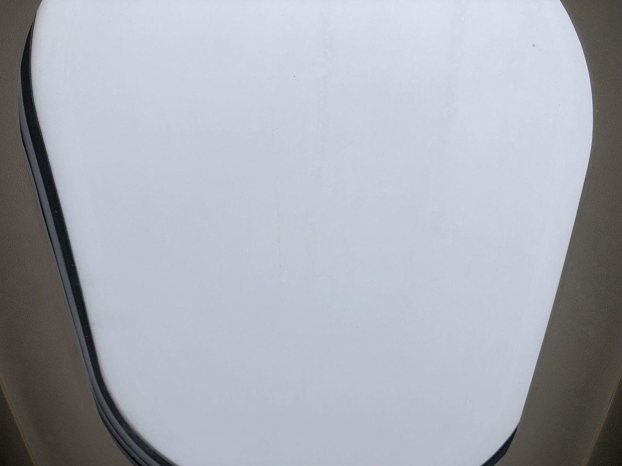 ANA1893便からの雲