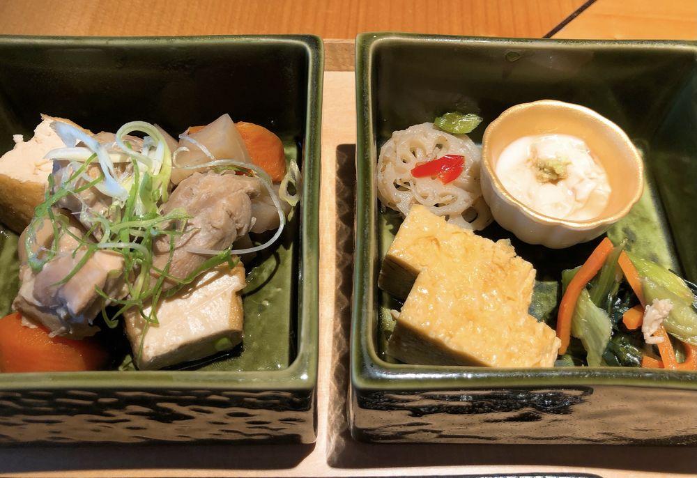 由縁 新宿の夏下冬上の朝食3