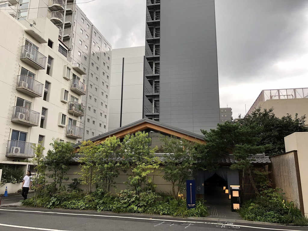 由縁 新宿の外観1