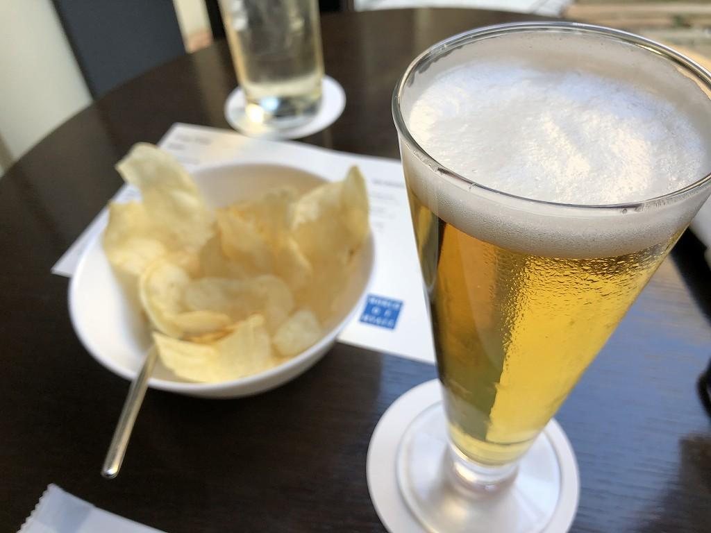 ハイアットリージェンシー箱根リゾート&スパのロビーラウンジでフリーフロー1
