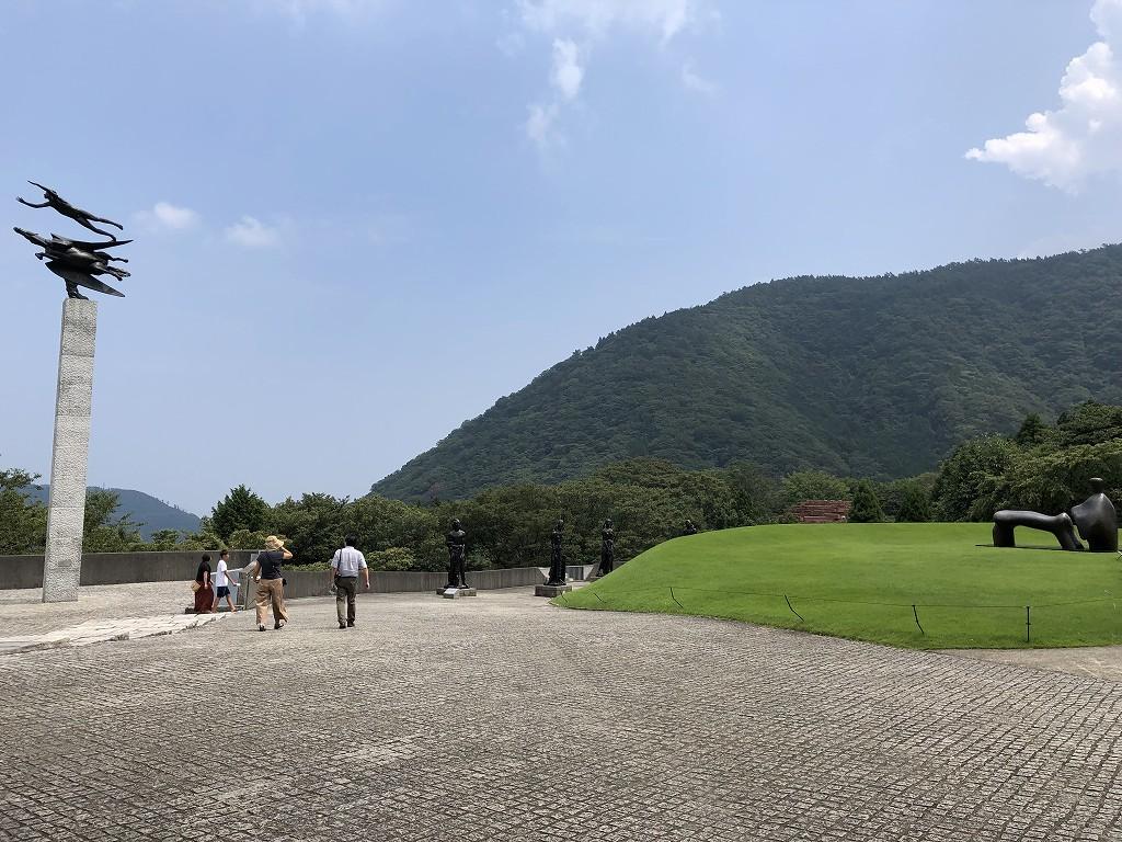箱根彫刻の森美術館1