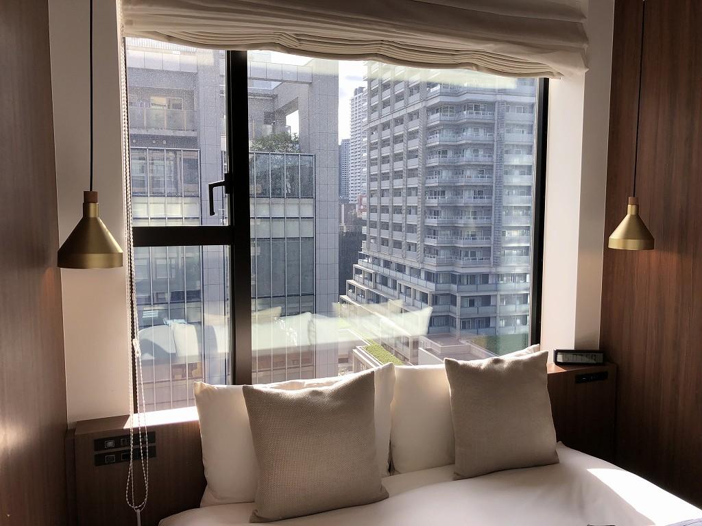 HAMACHO HOTEL TOKYOの11階からの眺め