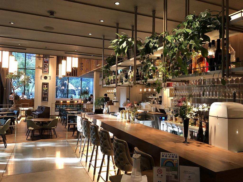 HAMACHO HOTEL TOKYOの「SESSion」の内観2