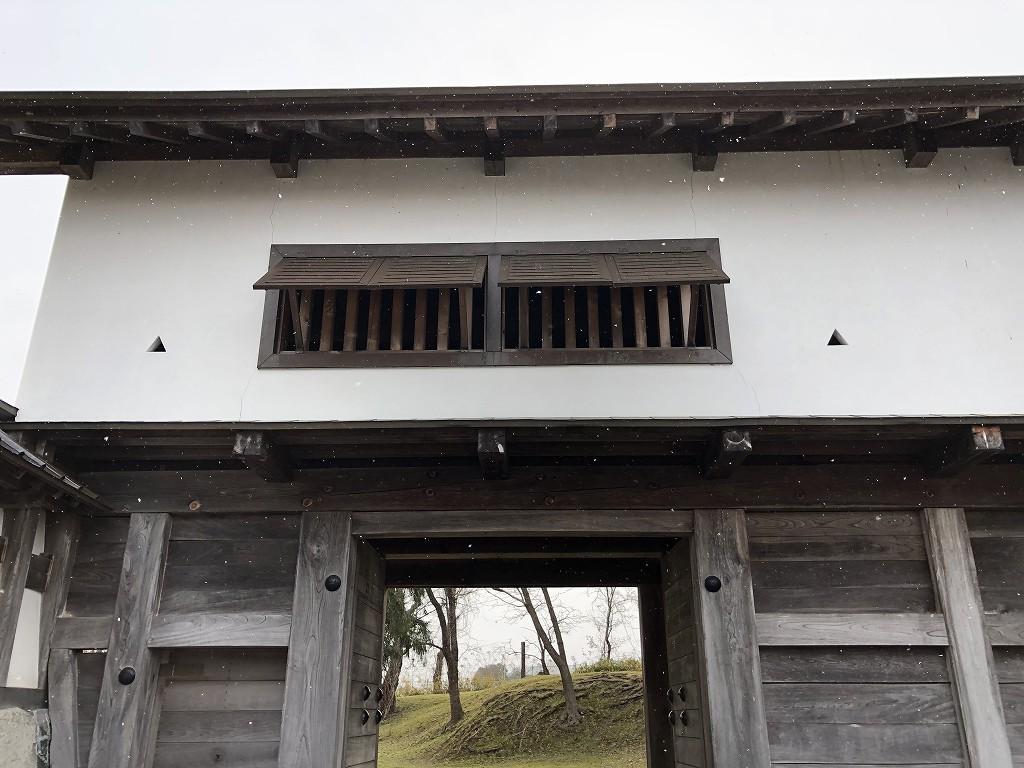 花巻城跡の櫓2