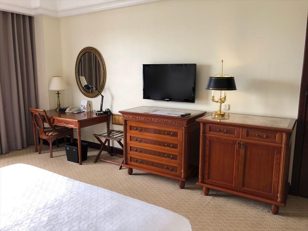 シェラトンハノイホテルのクラブルーム3