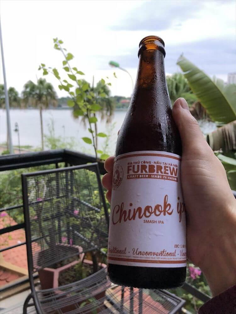 FURBREWのクラフトビール
