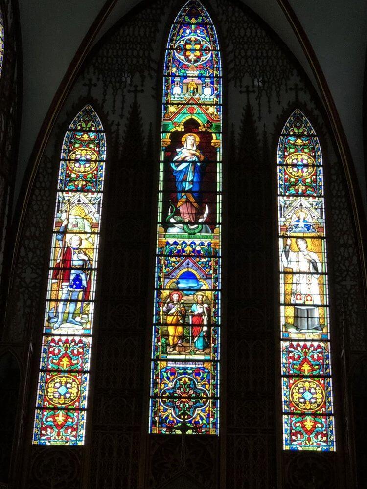 ハノイ大教会の内部3