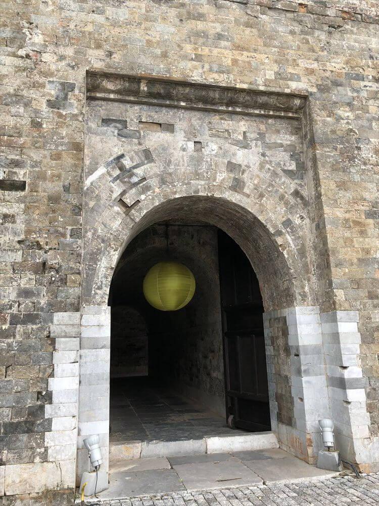 タンロン遺跡の門3