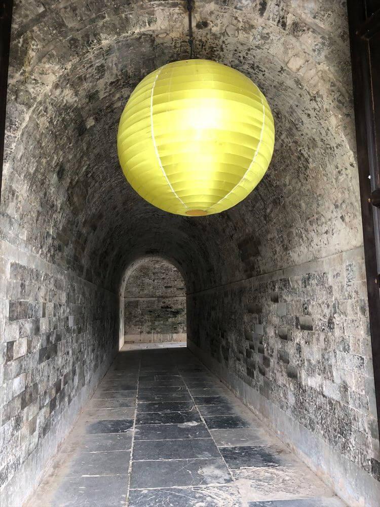 タンロン遺跡の門4