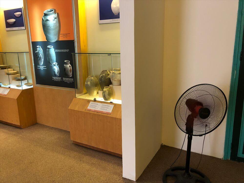 タンロン遺跡の陶磁器