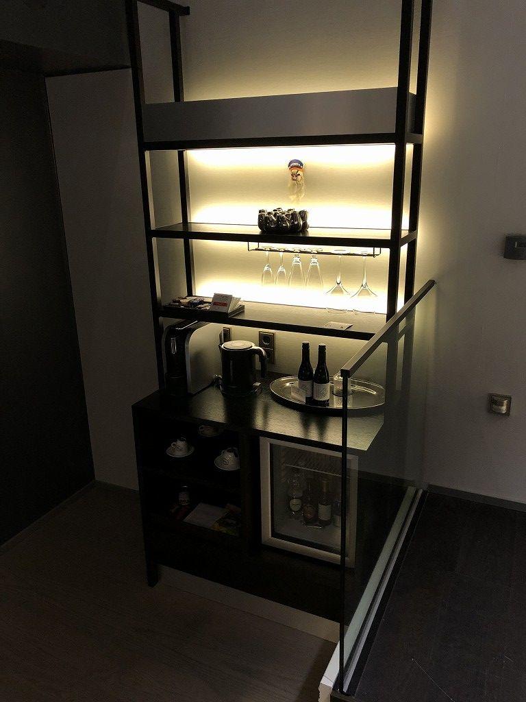 ヘルシンキ・クラウスKホテルのPassion Miniの部屋1