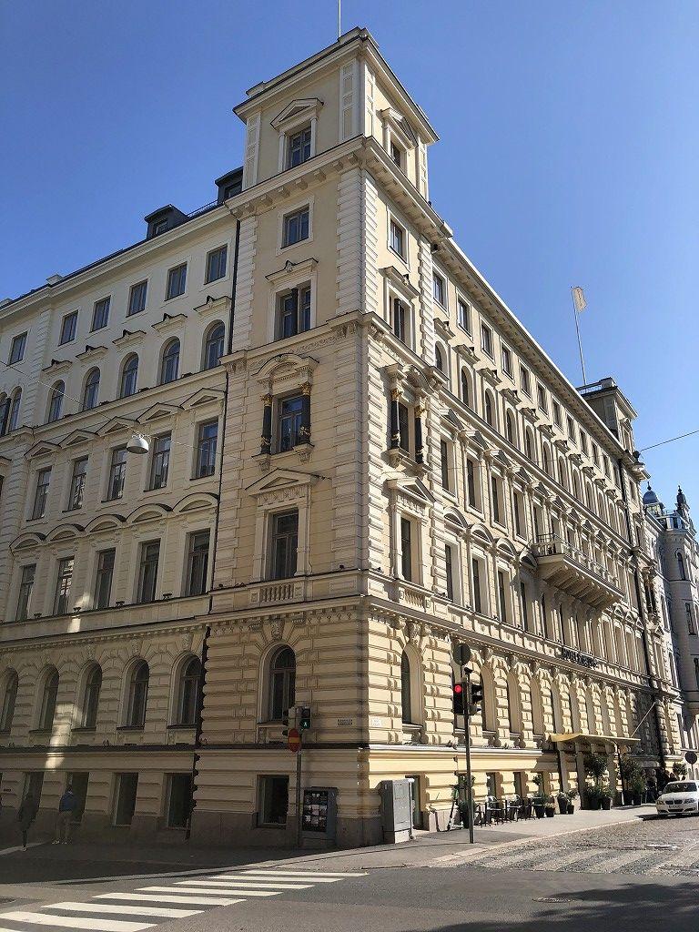 ヘルシンキ・セントジョージホテル