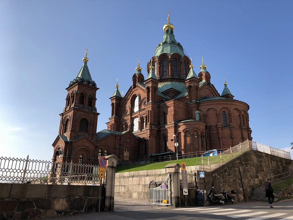 ヘルシンキのウスペンスキー寺院4