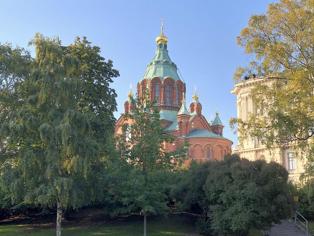 ヘルシンキのウスペンスキー寺院5