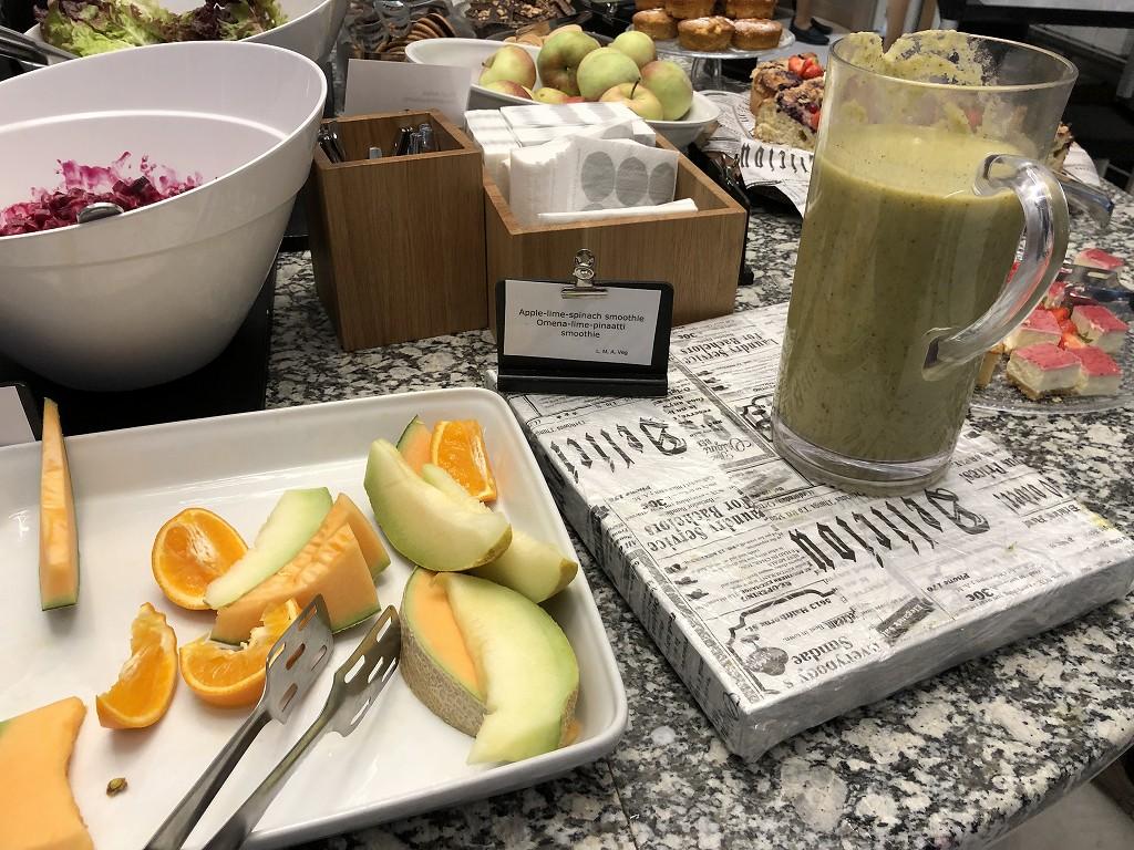 ヘルシンキヴァンター空港の食べ物2