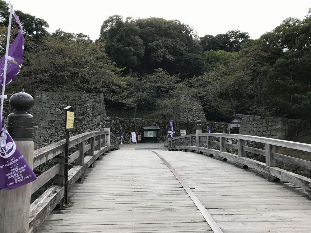 彦根城の表門2