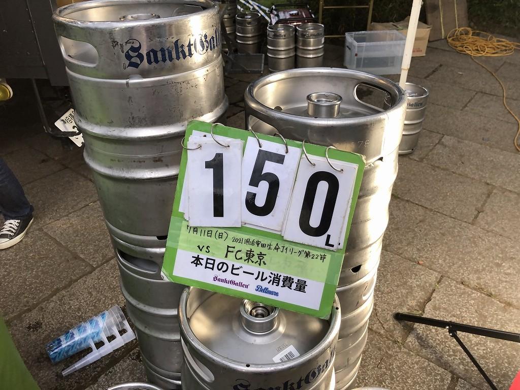 平塚のレモンガススタジアムのサンクトガーレン2