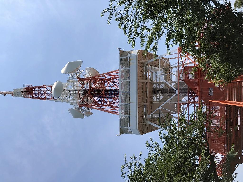 湘南平のテレビ塔2