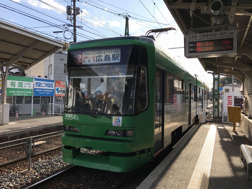 広島市電の車両