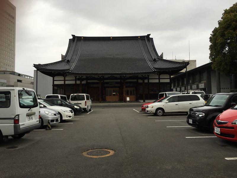 本願寺富山東別院