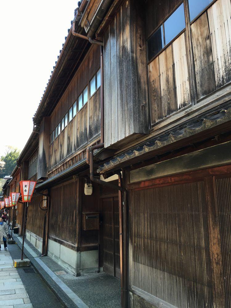 金沢のひがし茶屋街3