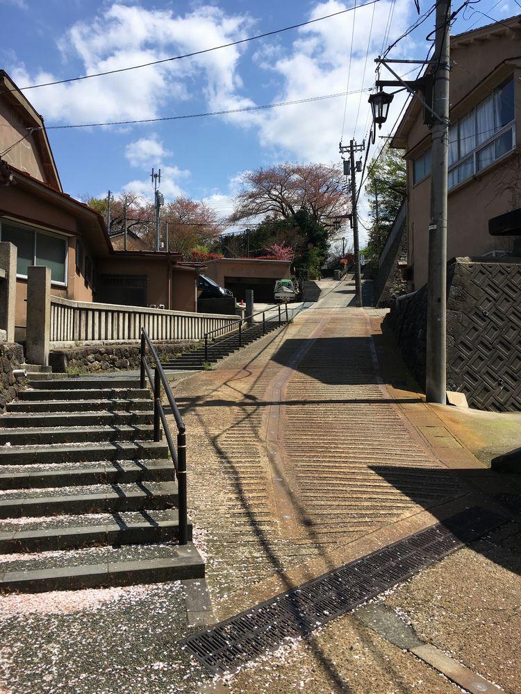金沢のひがし茶屋街のこぎざか1