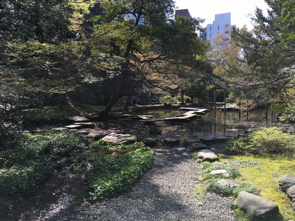 尾山神社の神苑