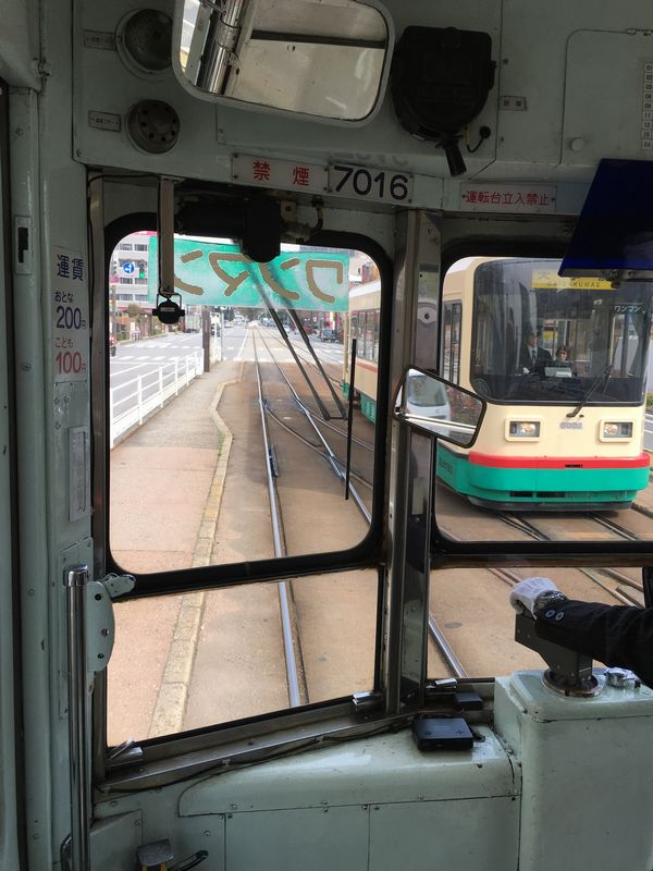 富山路面電車からの景色2