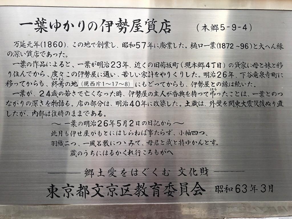 菊坂の伊勢屋質店3