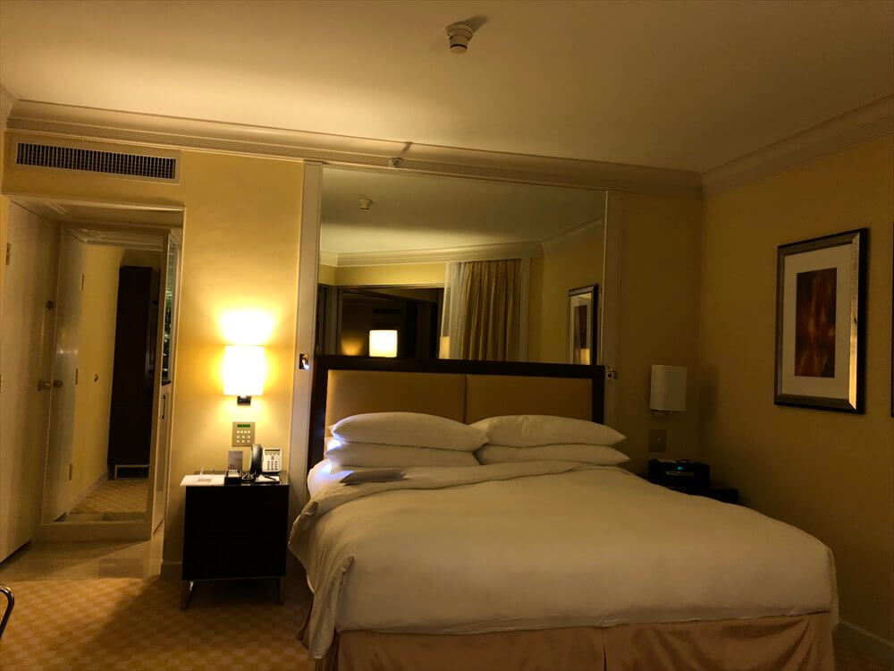 JWマリオットホテル香港
